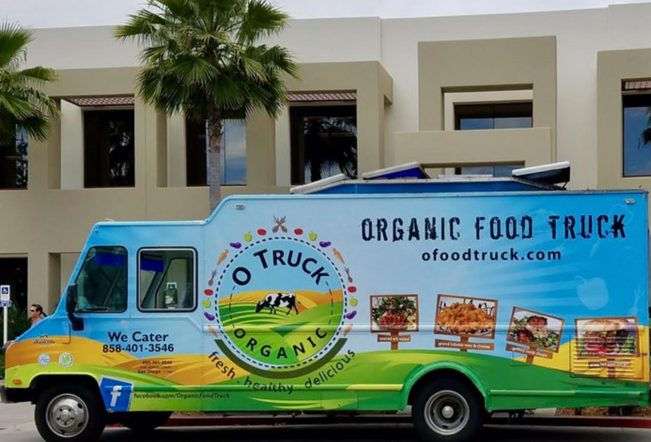 Turf N Surf >> Welcome - Organic Food Truck